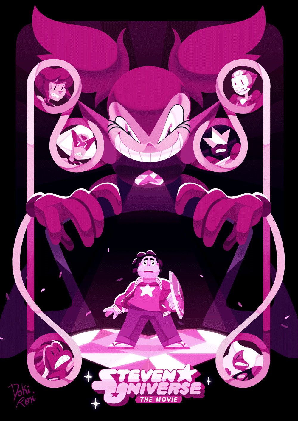 Steven Universe the Movie Poster